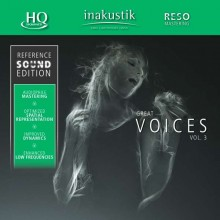 Various Artists - Reference Sound Edition: Great Voices Vol.3 (HQCD)