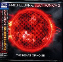Jean-Michel Jarre - Electronica 2: The Time Machine (Japan Blu-spec CD2) 2016