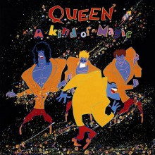 Queen - A Kind Of Magic [US 180g Vinyl LP]