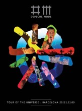 Depeche Mode - Tour Of The Universe - Live In Barcelona [2 Blu-ray]