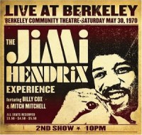 JIMI HENDRIX - Live At Berkeley [180g Vinyl 2LP]