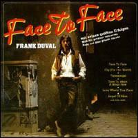 Frank Duval - Face to Face [Vinyl LP] used