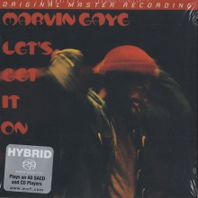 Marvin Gaye - Let's Get It On (SACD) (MFSL)