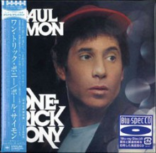Paul Simon - One Trick Pony [Mini LP Blu-spec CD] 2011