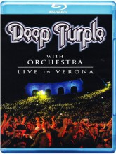 Deep Purple With Orchestra - Live In Verona (Blu-ray) 2014