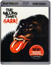 Rolling Stones - Grrr! (Blu-Ray Pure Audio Disc) 2013