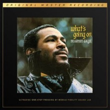 Marvin Gaye - What`s Going On (UltraDisc One Step SuperVinyl) (180g 45rpm 2LP) 2019
