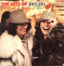 BACCARA - The Hits Of Baccara [Vinyl LP] used