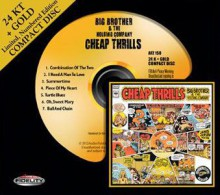 Big Brother & The Holding Company - Cheap Thrills (24 Karat Gold-CD)