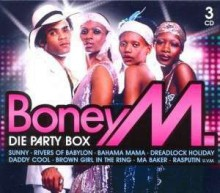 Boney M. - Die Party Box [3CD] 2012