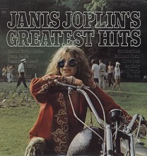 Janis Joplin - Greatest Hits [180g Vinyl LP]