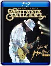 Santana - Greatest Hits - Live At Montreux 2011 (Blu-ray) 2012