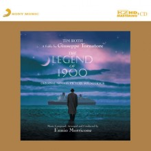Ennio Morricone - The Legend Of 1900 Soundtrack (Japan K2HD CD)