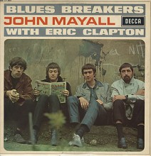John Mayall with Eric Clapton - Blues Breakers [180g Vinyl LP]