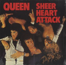 Queen - Sheer Heart Attack [US Vinyl LP]