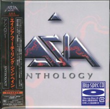 ASIA featuring John Payne - Anthology [Mini LP Blu-spec CD] 2012