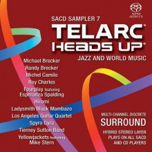 Various Artists - Telarc - Heads Up SACD Sampler 7 (SACD)