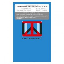 Chickenfoot - Chickenfoot III (DELUXE BOX+T-SHIRT) [2CD+2DVD] 2011