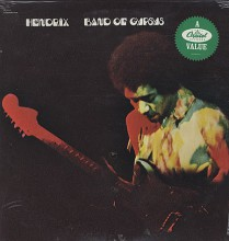 JIMI HENDRIX - Band Of Gypsys [180g Vinyl LP]