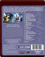 Deep Purple - Live At Montreux 2006 [HD DVD]
