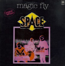 Space - Magic Fly (1st UK Pressing LP)