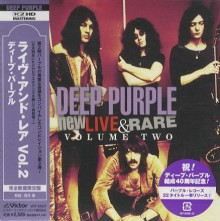 DEEP PURPLE - New Live & Rare Volume 2 [Japan Mini LP K2HD CD]