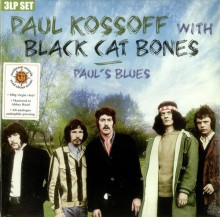 Paul Kossoff - Paul's Blues [180g Vinyl 3-LP]