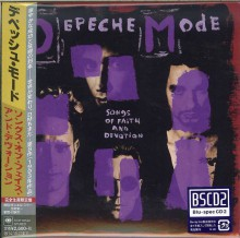Depeche Mode - Songs of Faith and Devotion (mini LP Blu-spec CD2)