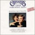 CARPENTERS - Their Greatest Hits [Japan CD]