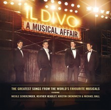 Il Divo - A Musical Affair (Blu-Spec CD2)