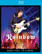 Ritchie Blackmore's Rainbow - Memories In Rock: Live In Germany (Japan Blu-ray)