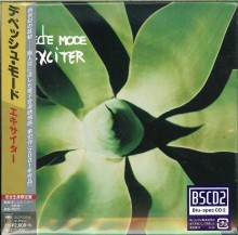 Depeche Mode - Exciter (mini LP Blu-spec CD2)