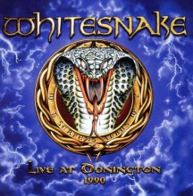 Whitesnake - Live At Donington 1990 (Special Edition) [2CD+DVD] 2011