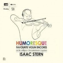 Isaac Stern - Favourite Violin Encores (Japan SHM-XRCD) 2016