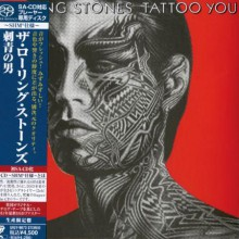 The Rolling Stones - Tattoo You (SHM-SACD)