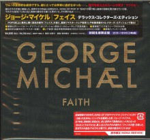 GEORGE MICHAEL - Faith (2CD+DVD) [Deluxe Collectors Edition] 2011