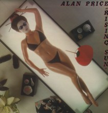 ALAN PRICE - Rising Sun [Vinyl LP] used