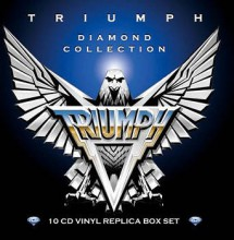 TRIUMPH - Diamond Collection [10CD]