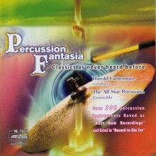 Various Artists - The All Star Percussion Ensemble - Percussion Fantasia (CD/HDCD)