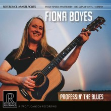 Fiona Boyes - Professin' The Blues (45rpm 180g 2LP)