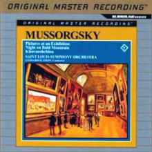 Mussorgsky - Pictures at an Exhibition [MFSL hybrid SACD]