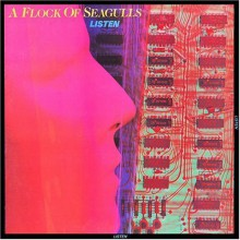 A FLOCK OF SEAGULLS - Listen [Vinyl LP]