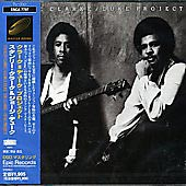 STANLEY CLARKE/GEORGE DUKE - Clarke & Duke Project [Japan CD]