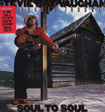 Stevie Ray Vaughan - Soul To Soul (Vinyl LP)