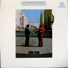 Pink Floyd - Wish You Were Here (US Pressing LP CBS Mastersound 1982)