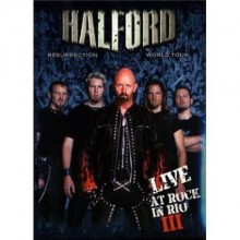 HALFORD - Resurrection World Tour [Blu-ray]