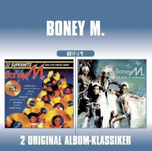 "Boney M. - In The Mix / The Best 12"" Versions [2CD] 2013"
