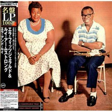 Ella Fitzgerald - Ella And Louis [Japan 200g Vinyl LP]