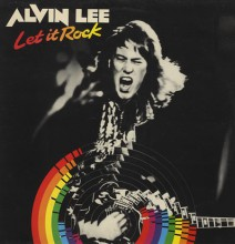 Alvin Lee - Let It Rock [Vinyl LP] used