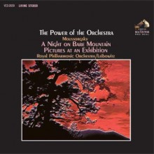 Mussorgsky - The Power of The Orchestra: Leibowitz (180g 45RPM 2LP)